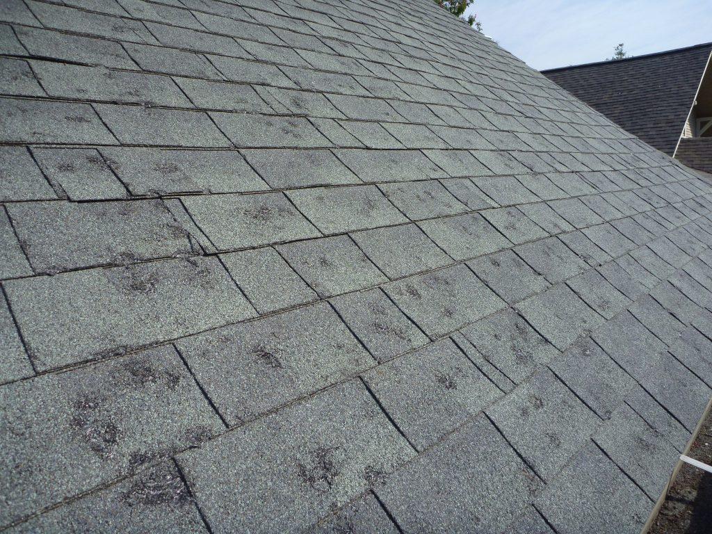 hail damage, storm damage, built strong exteriors, insurance restoration